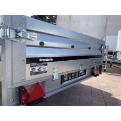 Brenderup 2300ST Tandem Seria 2000 302x158 DMC 750