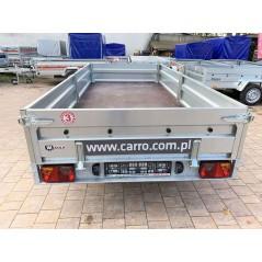 Carro Delta 3315 330x150 DMC 750