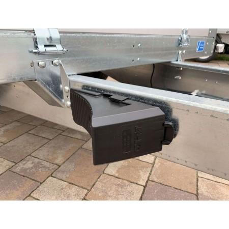 Brenderup 2260SB1300 Seria 2000 258x128 DMC 1300 Hamowana