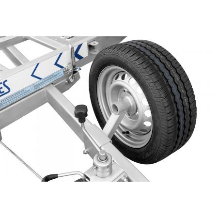 Laweta Lorries PL35-4521 450x200 Uchylana DMC 3500
