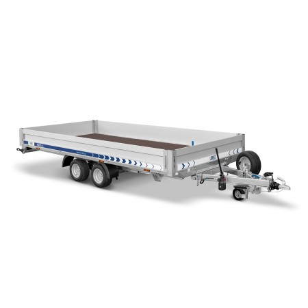Przyczepa Laweta Lorries PLB27-4521 450x216 Uchylana DMC 2700