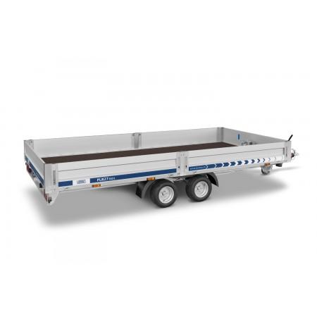 Przyczepa Laweta Lorries PLB27-5521 552x216 Uchylana DMC 2700
