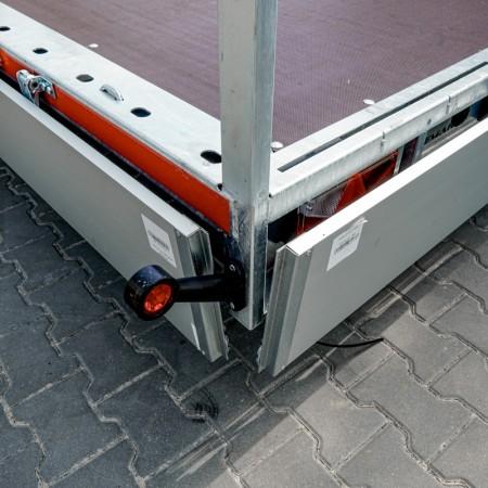 Temared Carplatform 4521 450x210 DMC 2700 Najazdy