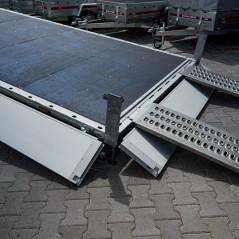 Przyczepa Laweta Lorries PLB30-5021 502x216 Uchylana DMC 3000